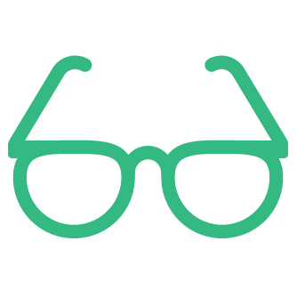 Glasses Website Icon