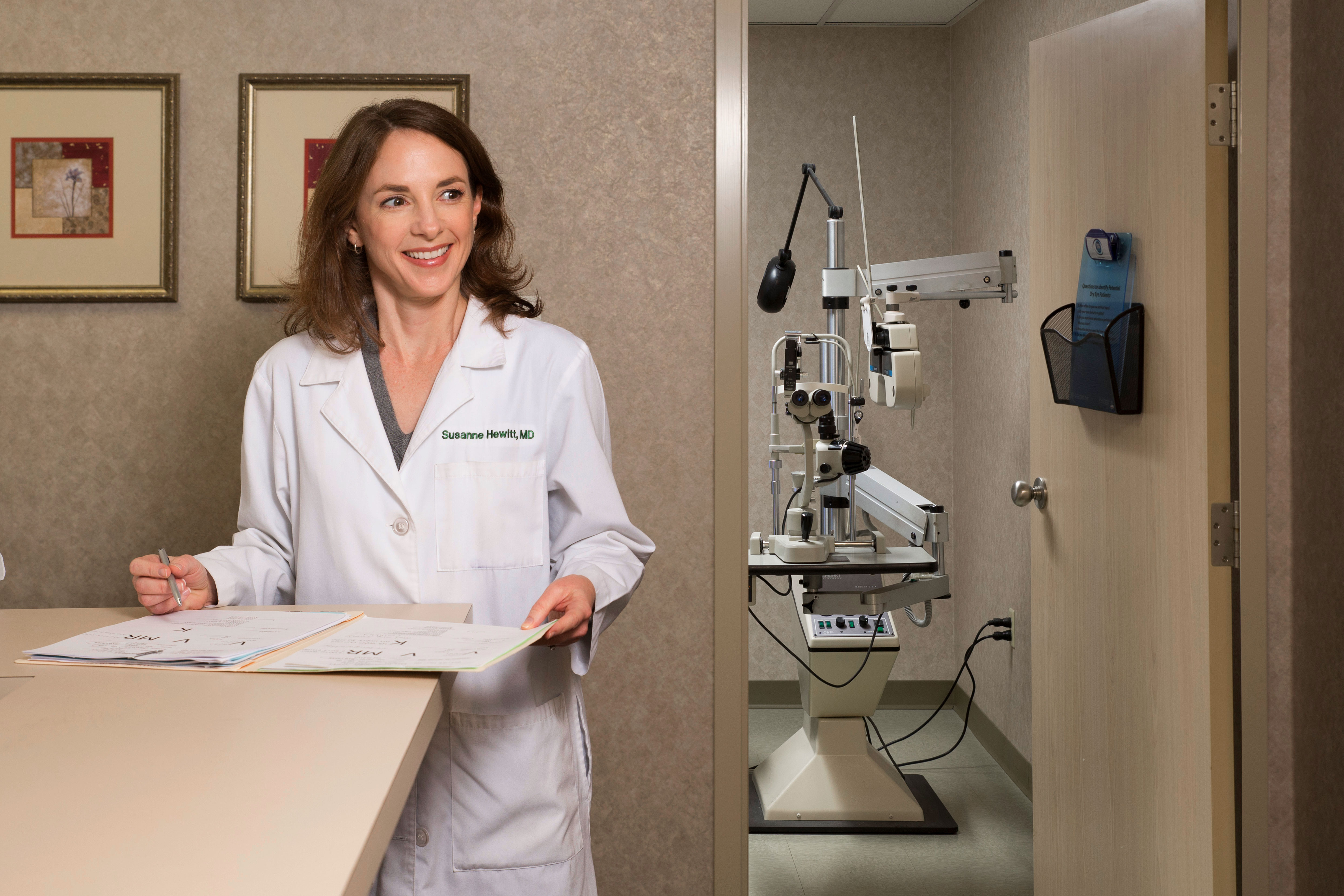 Eye Dr. Hewitt